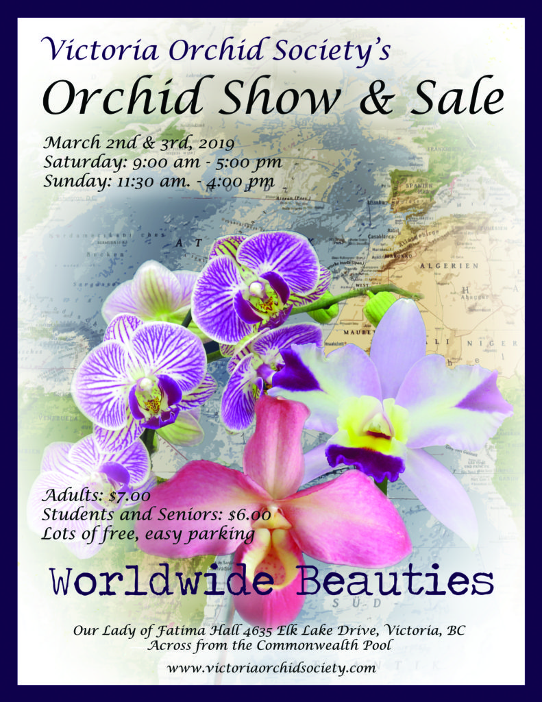 Orchid Society 2019 POSTER